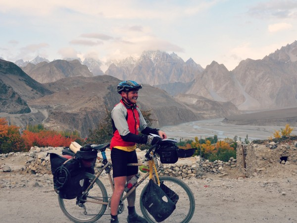 Cycle to India